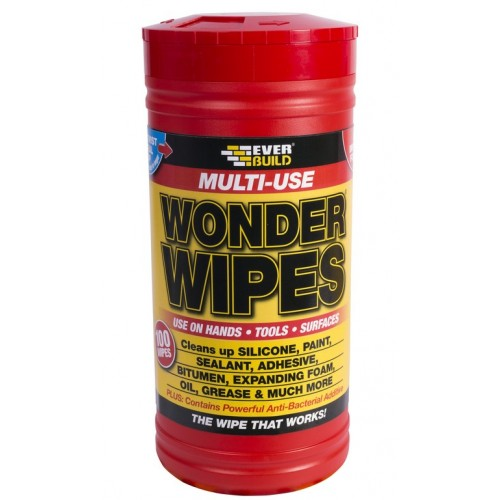 Wonder Wipes - Tub of 100