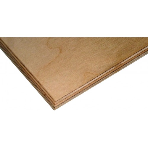 Wooden Drawing Board - 9mm Birch Plywood with chamfered edges