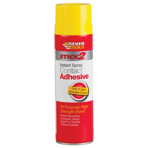 Spray Contact Adhesive 500ml