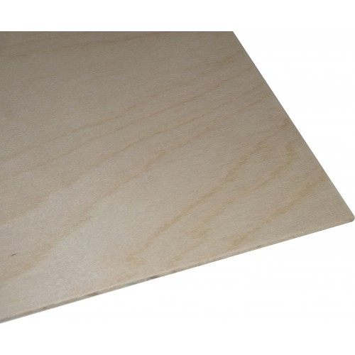 4mm Birch Laser Plywood