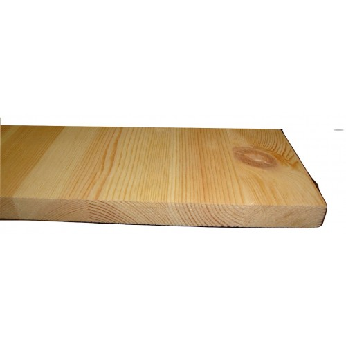 18mm Square Edged Pine Board