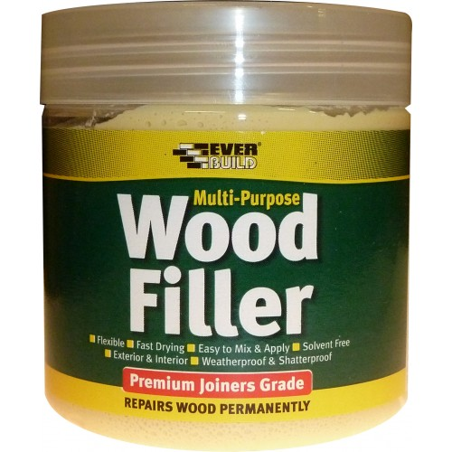 Wood Filler 1 part 250ml