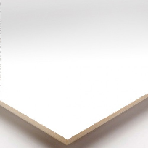 3mm White faced MDF 1220 x 610mm